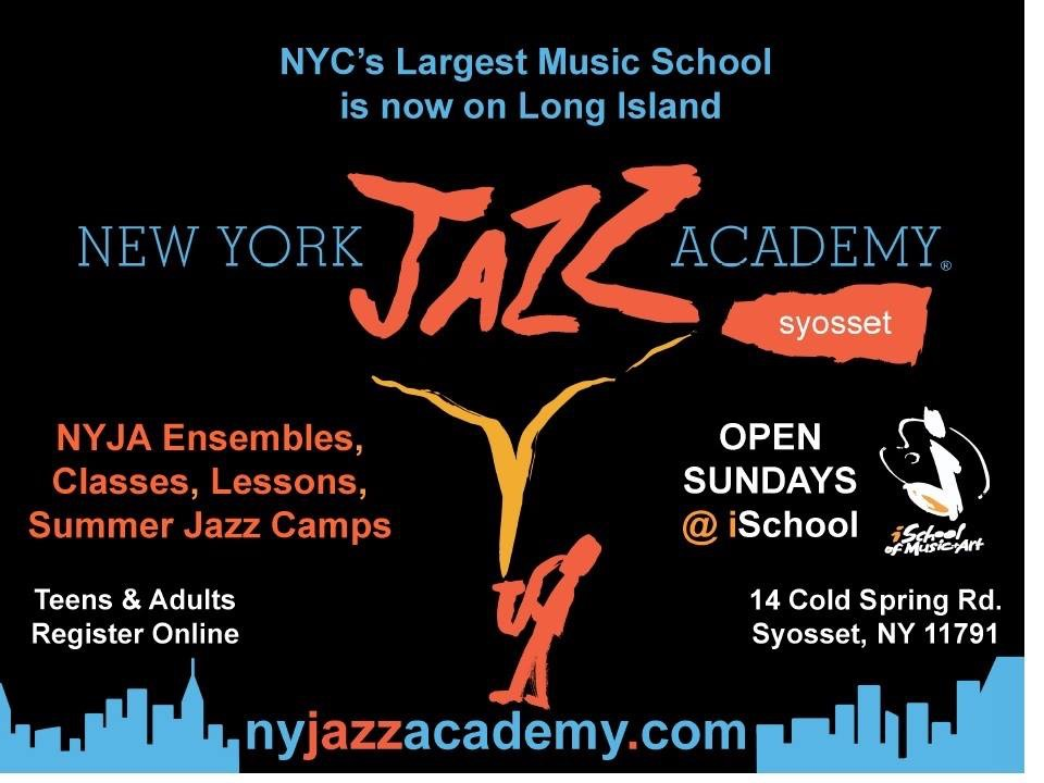 New York Jazz Academy expands to Syosset on Long Island | New York